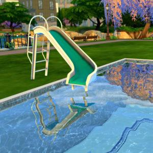 pool slider
