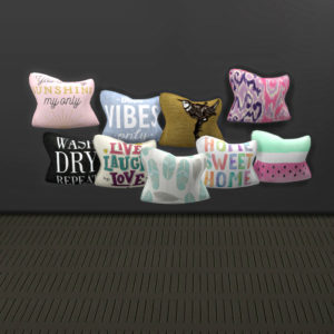 anye pillows