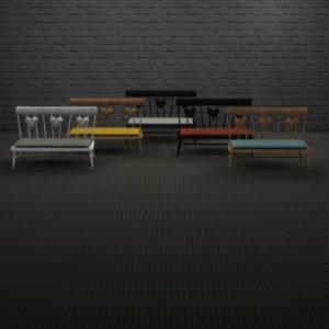 marilu bench