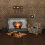 boudouir-fireplace