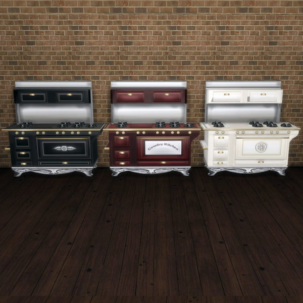 country_stove