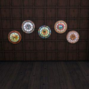 betsy-folk-art-clock