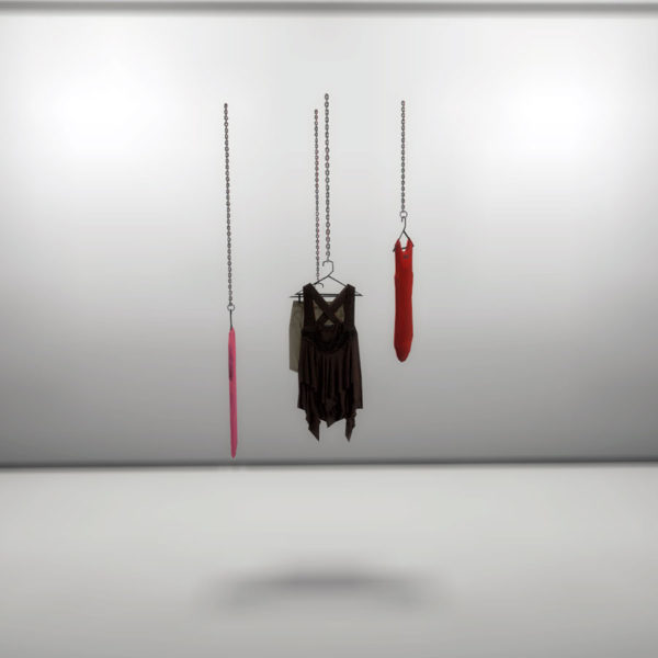 hanging-clothes