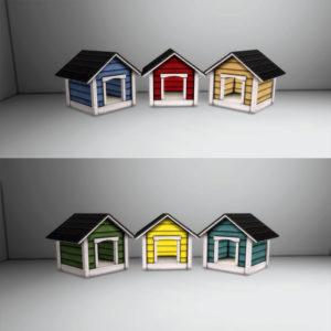 murano-dog-house