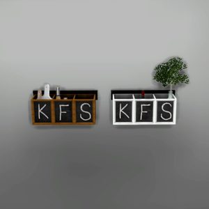 kitchen box rack