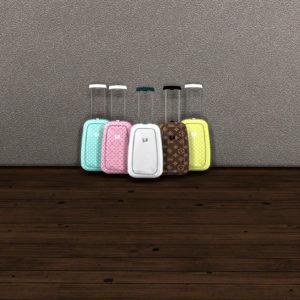 deco suitcase 2