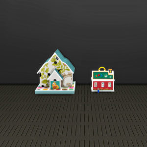 deco houses