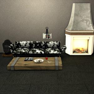 jope industrial sofa