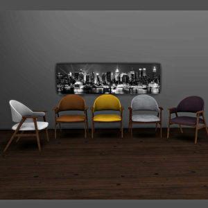mcm armchair