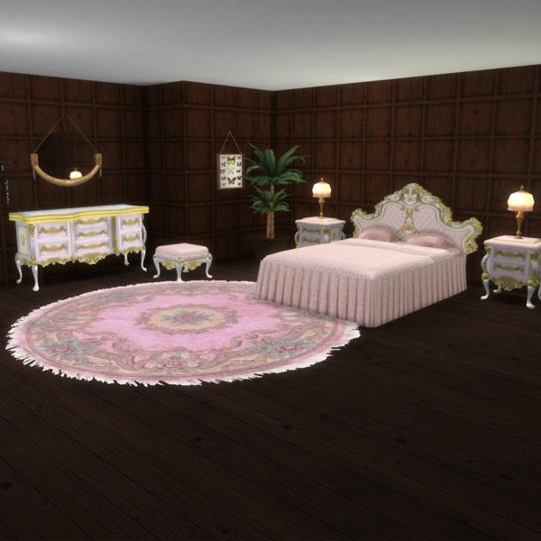 viola bedroom