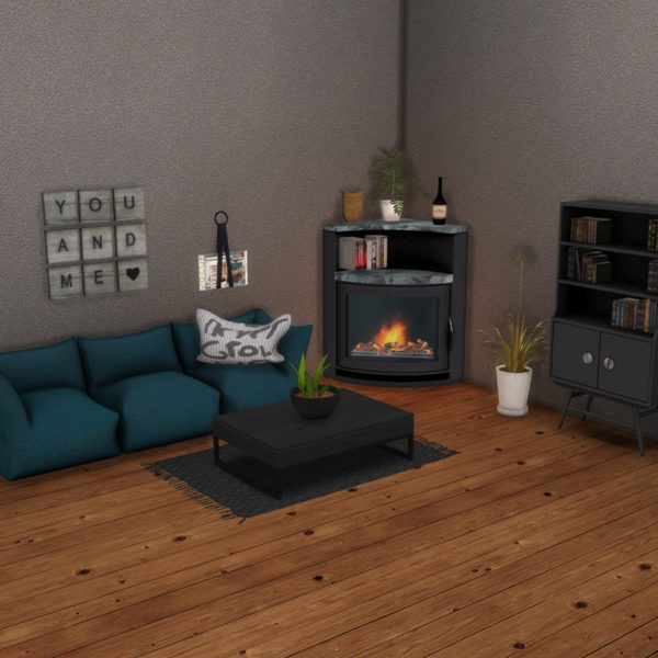 tomelin fireplace