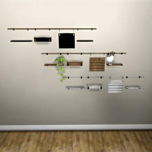 leos kitchen shelf