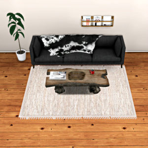 castaway coffee table