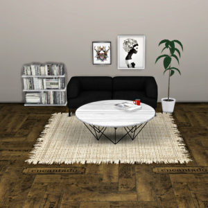 foter coffee table