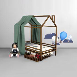 toddler dom bed