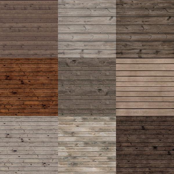 old wood floors