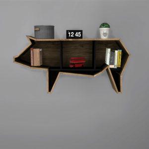 piggy shelf