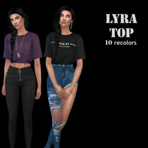 Lyra top rc