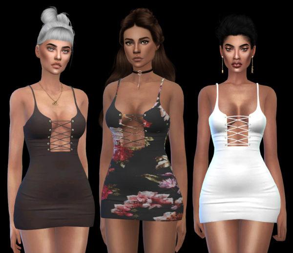 Xena Dress – Leosims.com -New